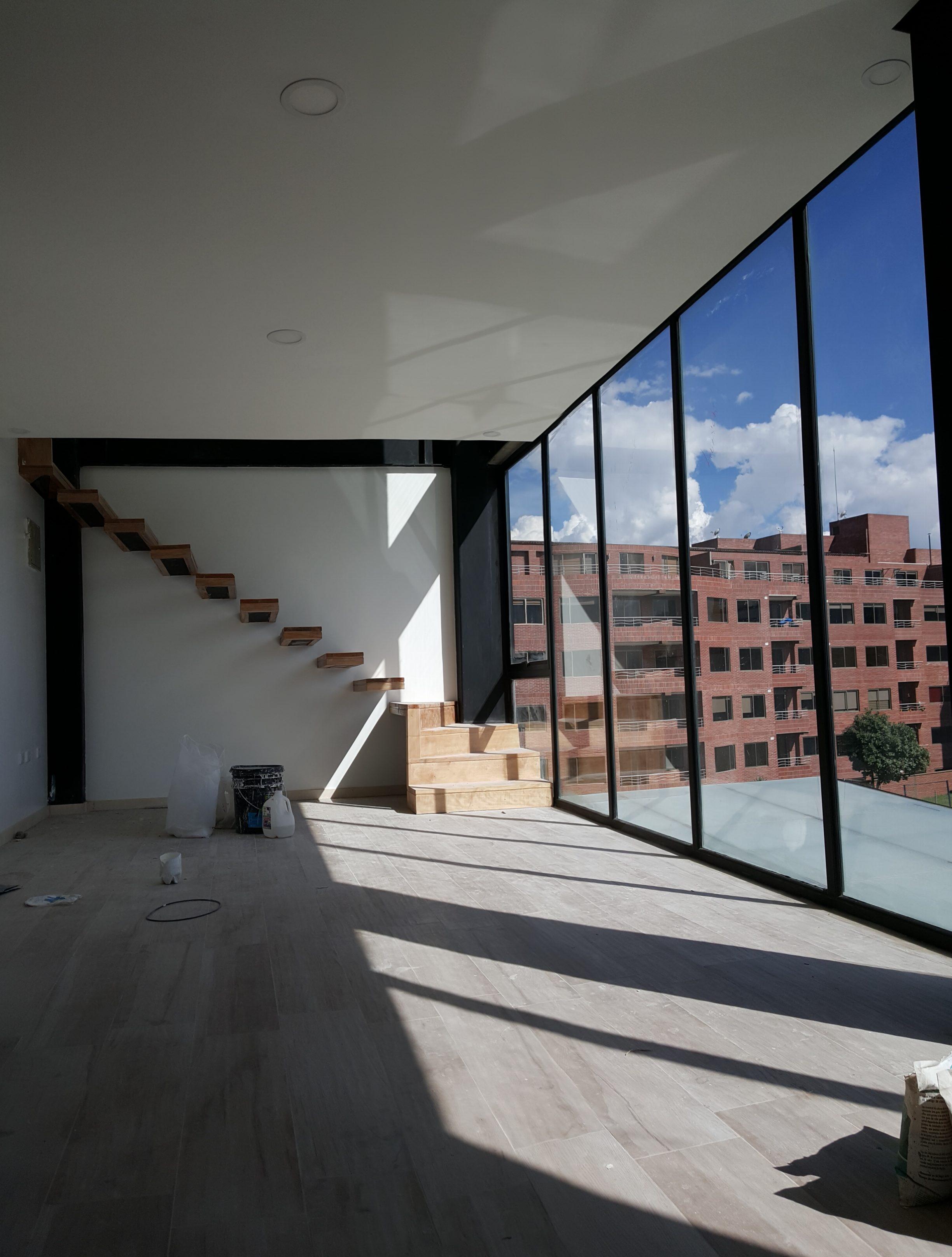 departamentos modernos 2016 con ventanales casas cuenca